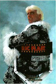 Ric Flair Tribute Of Wrestling Legend Australian Sports