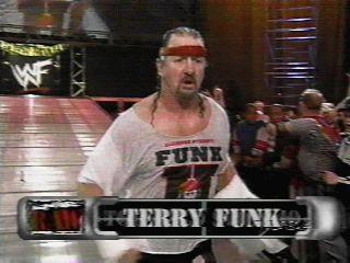 terry funk young
