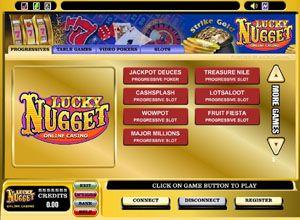 Lucky nugett online casino casino pc download games